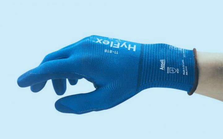 Nylonhandschuhe HyFlex 11-818 bei pure11