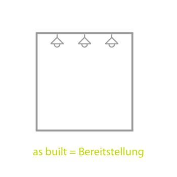 """Betriebszustand """"as built"""""""