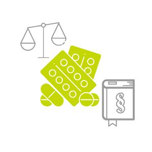 Symbolbild Arzneimittelgesetz