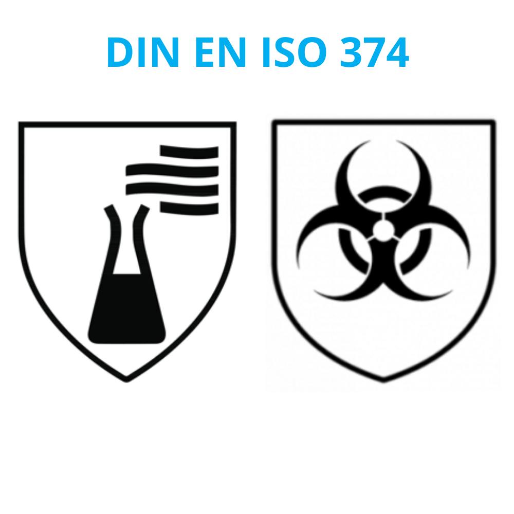 DIN EN ISO 374 im Reinraum