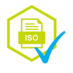 Grafik DIN EN ISO 9001