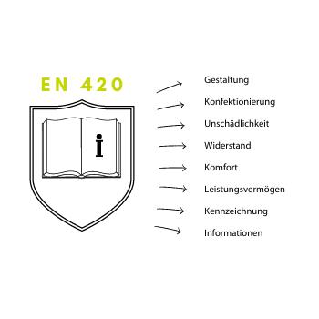 Die EN 420 im Reinraum