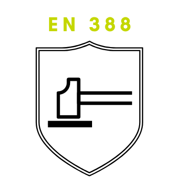Schutzhandschuhe nach DIN EN ISO 388