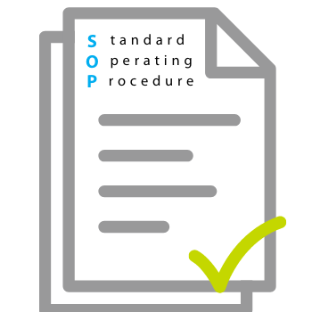 SOP - Standard Operating Procedure im Reinraum