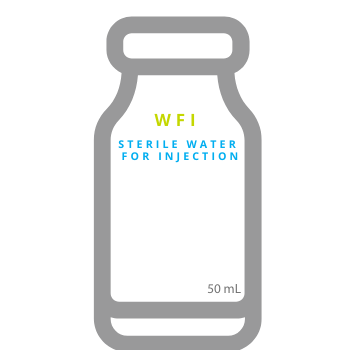 WFI - Water for Injection im Reinraum