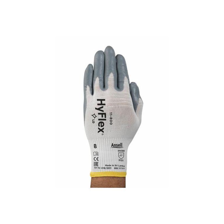 Nylonhandschuhe HyFlex 11-800 - 11-800 von Ansell