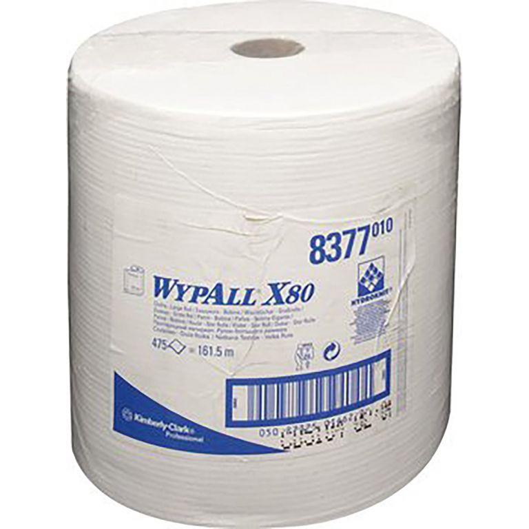 Tuchrolle Wypall X80 - 8377 von Kimberly-Clark