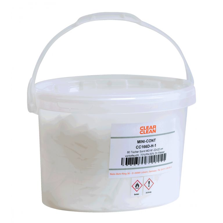 Tuch Minicont - CC166D-H-1 von Clear & Clean