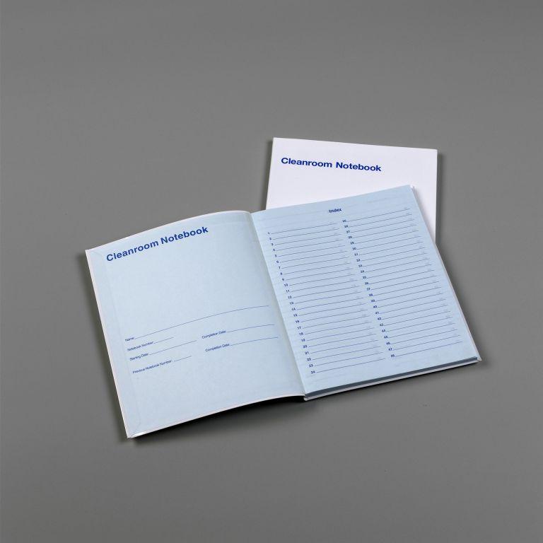 TexWrite Cleanroom Notebook - TX5708 von ITW Texwipe