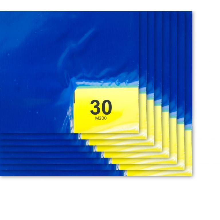 Klebefolienmatte L30-8, High Tack - PM 2545 38 CB-HT von PURUS