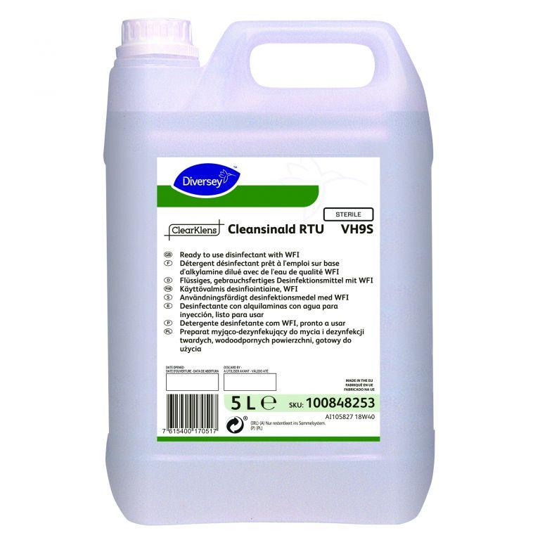 B ClearKlens Cleansinald RTU - 100848253 von Diversey