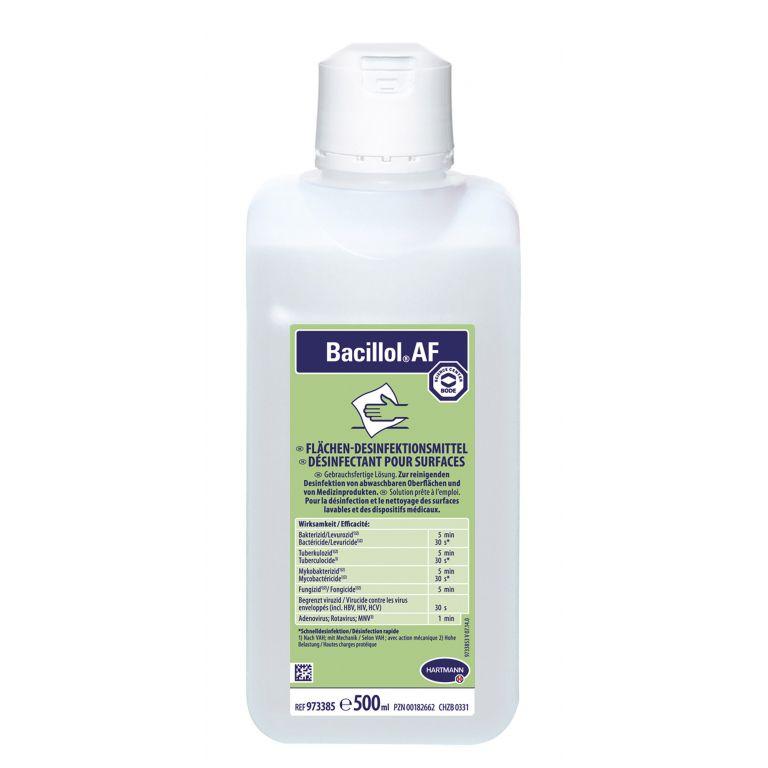 Bacillol AF Schnelldesinfektion - 973385 von Hartmann BODE Chemie