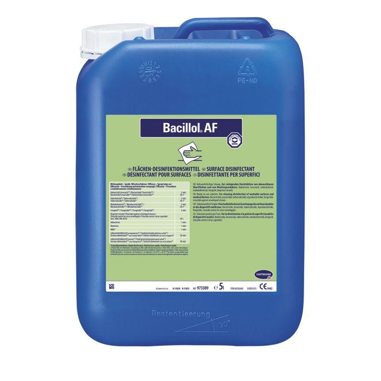 Bacillol AF Schnelldesinfektion - 973389 von Hartmann BODE Chemie