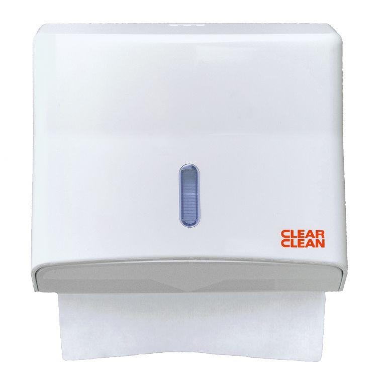 Kunststoffspender - WASPE von Clear & Clean