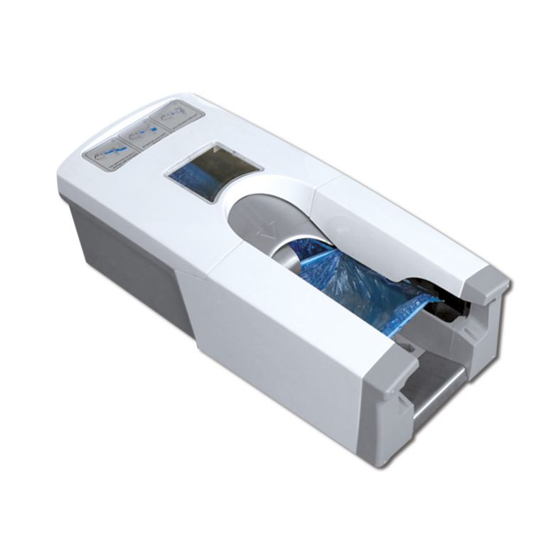 Mobiler Überschuhspender HYGOMAT CLASSIC