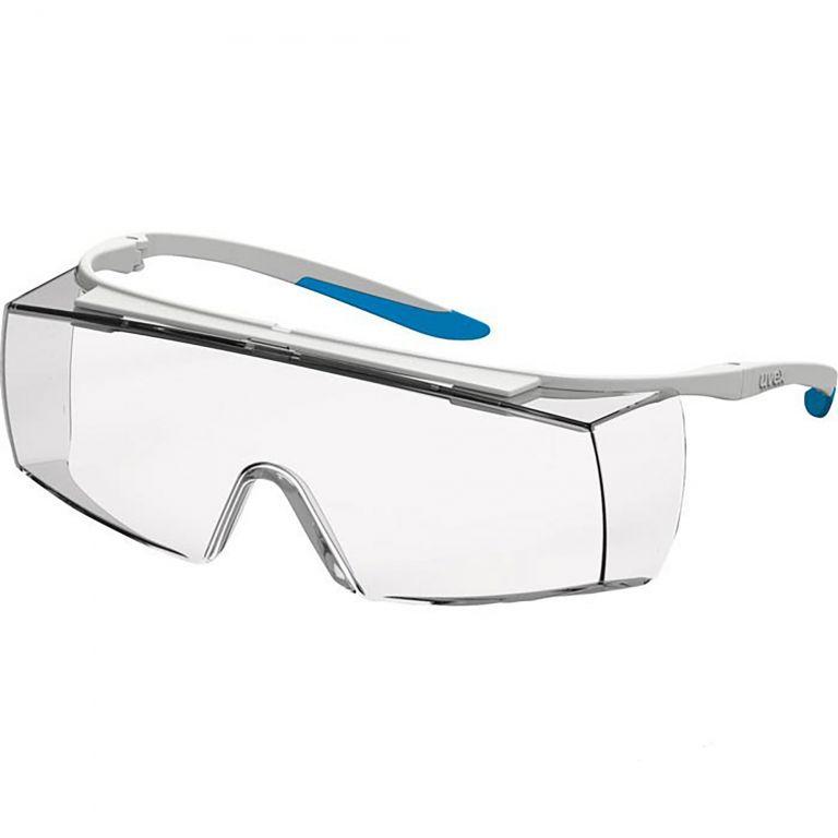 Sicherheitsbrille Uvex super f OTG CR - 9169500 von UVEX