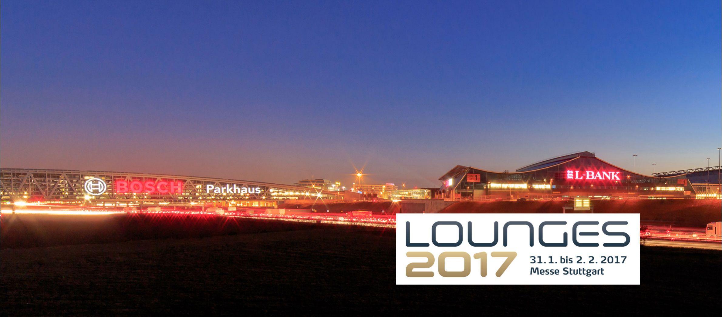 pure11 auf der LOUNGES2017