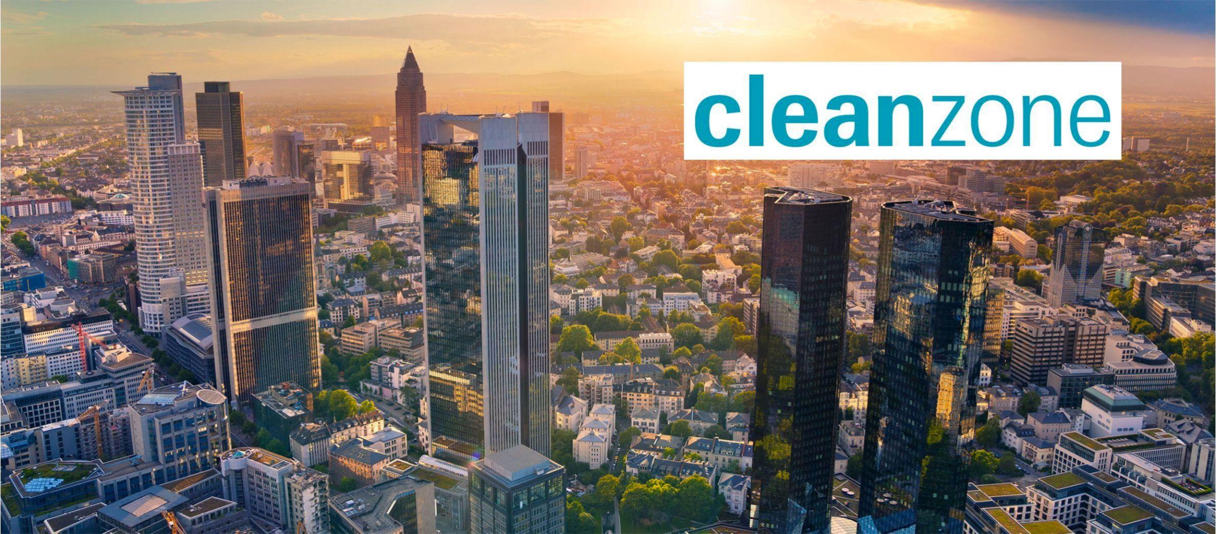 pure11 auf der Cleanzone 2017