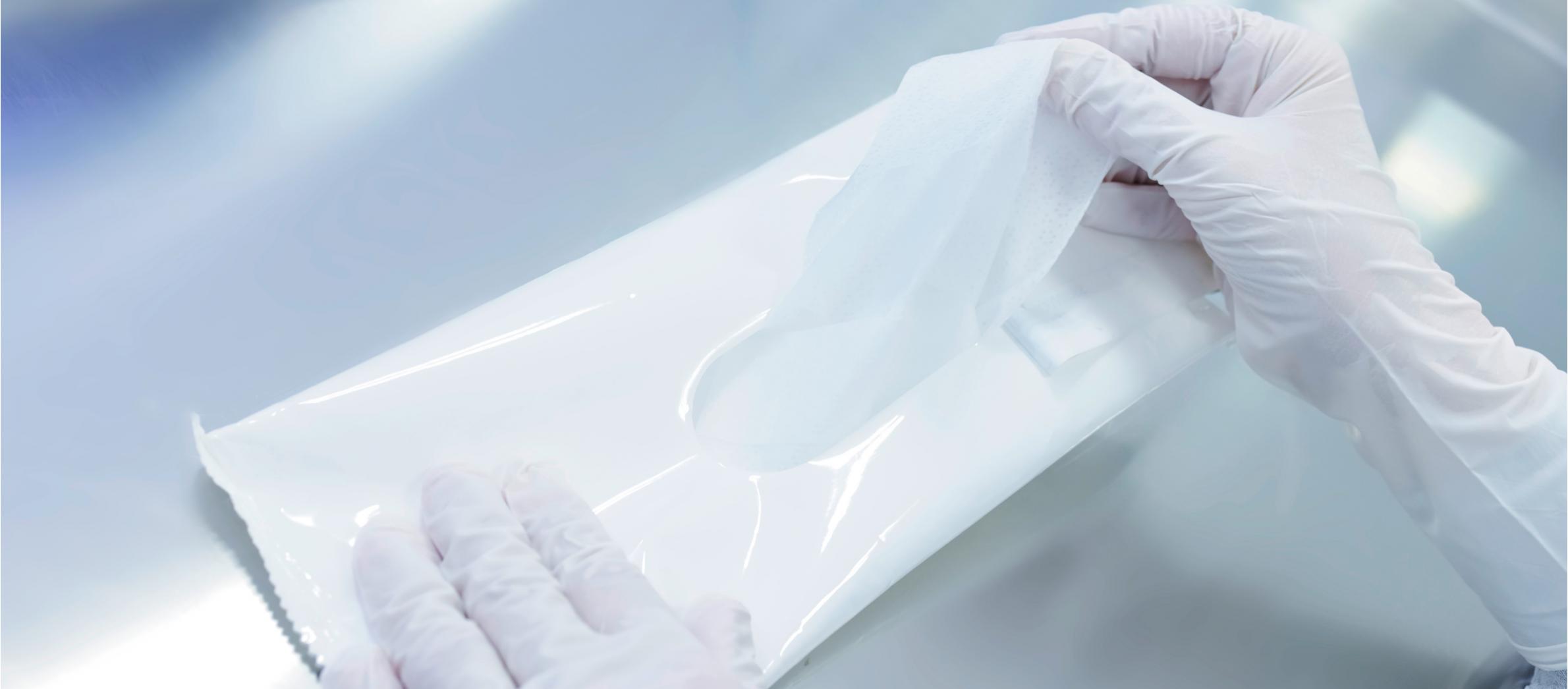 Haltbarkeit steriler Produkte nach Anbruch