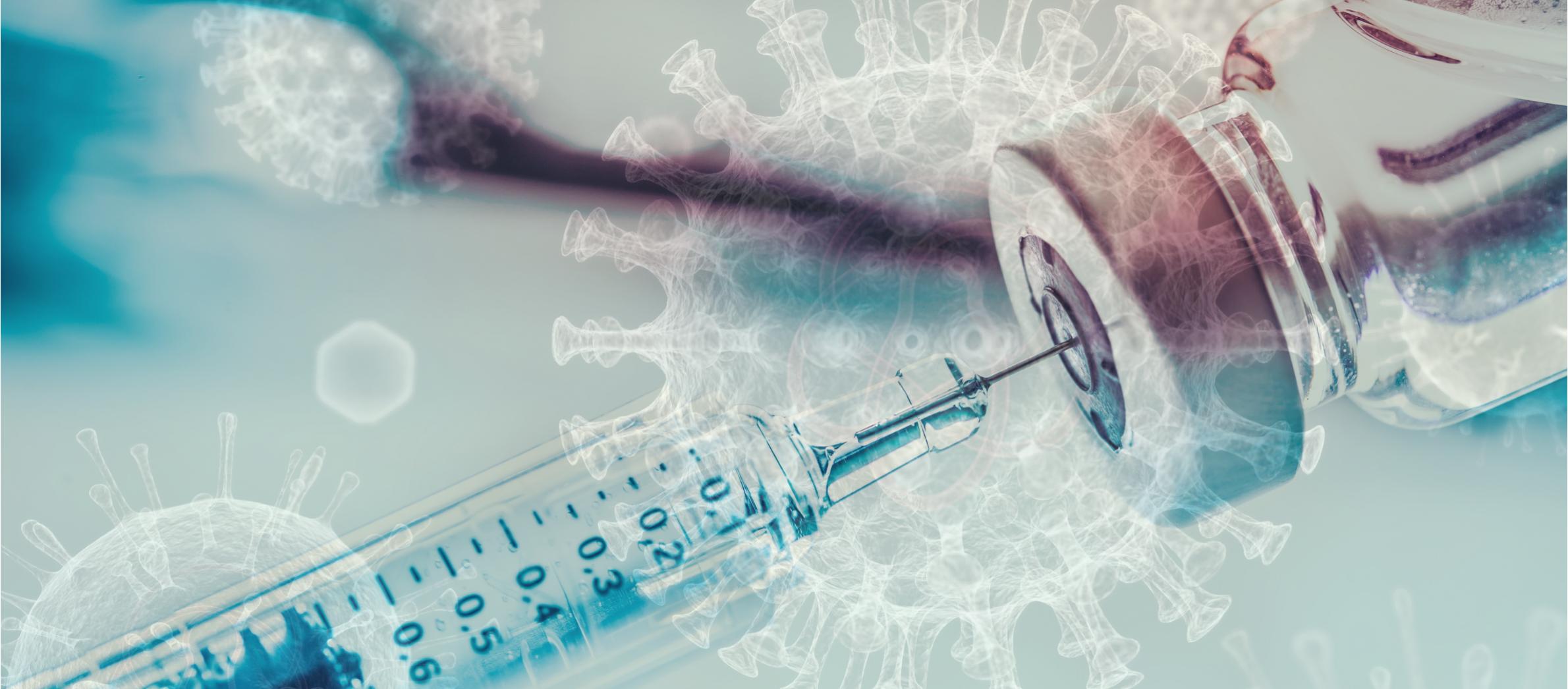 mRNA Impfstoff aus dem Reinraum gegen Corona