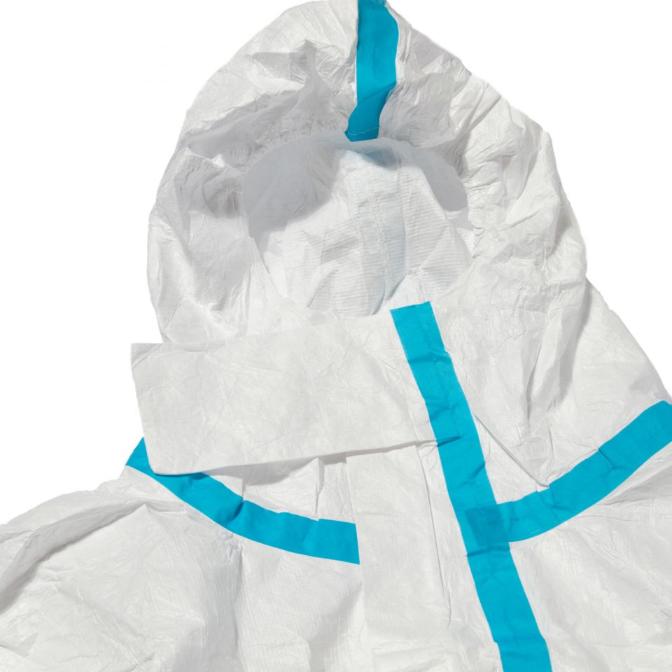 Overall Tyvek Classic Plus - CHA5TWH00 von DuPont