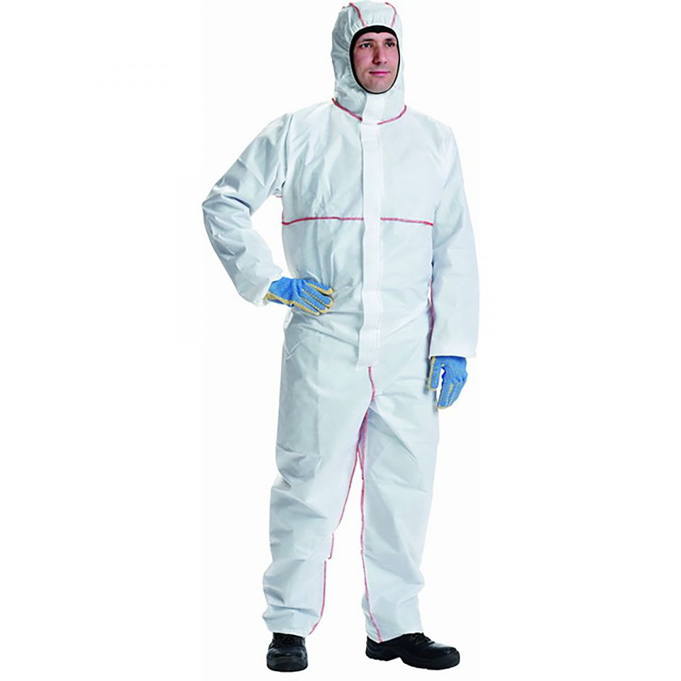 Overall ProShield FR - F1 CHF5 S WH 00 von DuPont