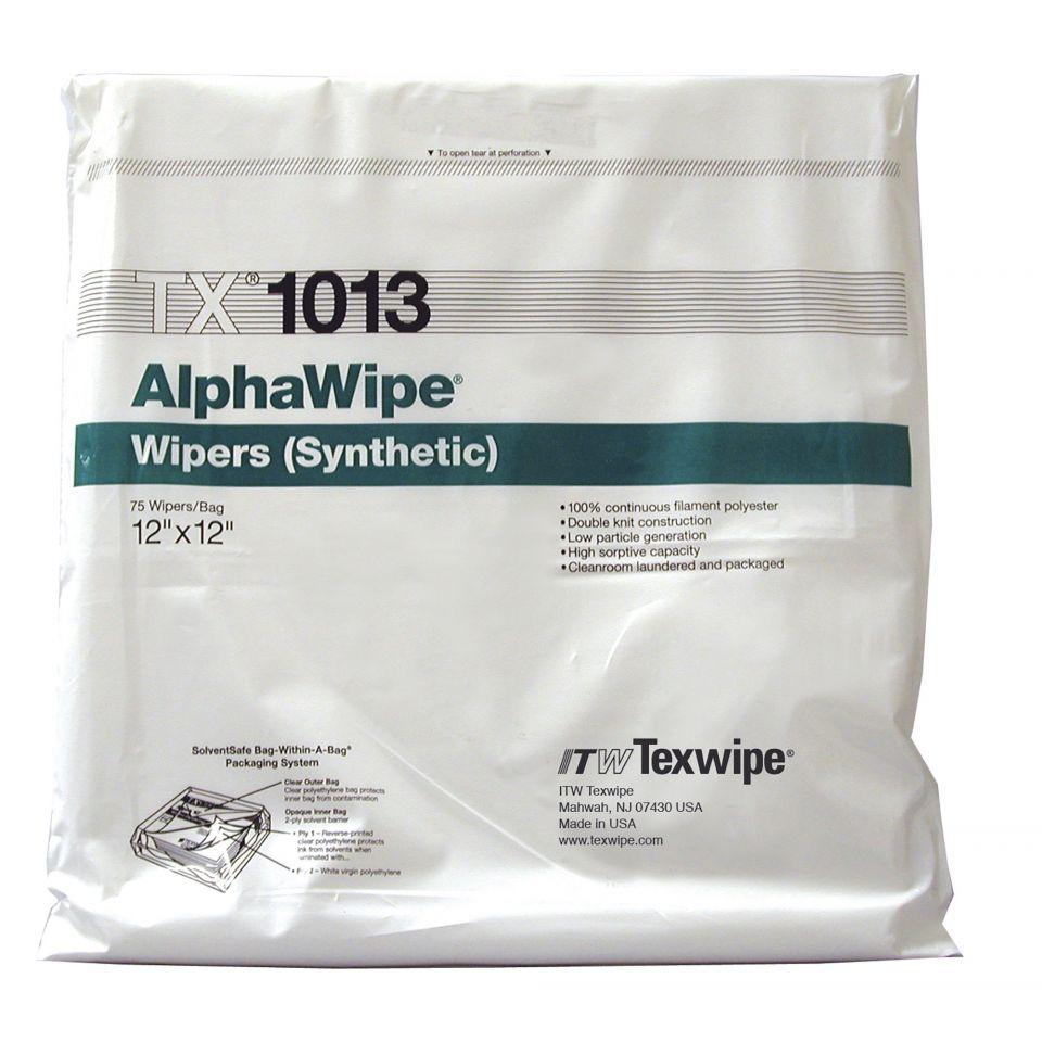 Tuch AlphaWipe - TX1009 von ITW Texwipe