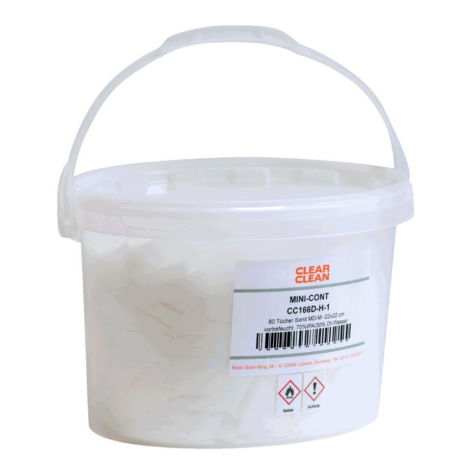 Tuch Minicont - CC166M70 von Clear & Clean