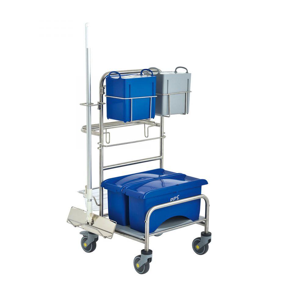 Wagensystem mit Vorpräparation Clino CR4 EM-CR - 3540600 von PPS Pfennig