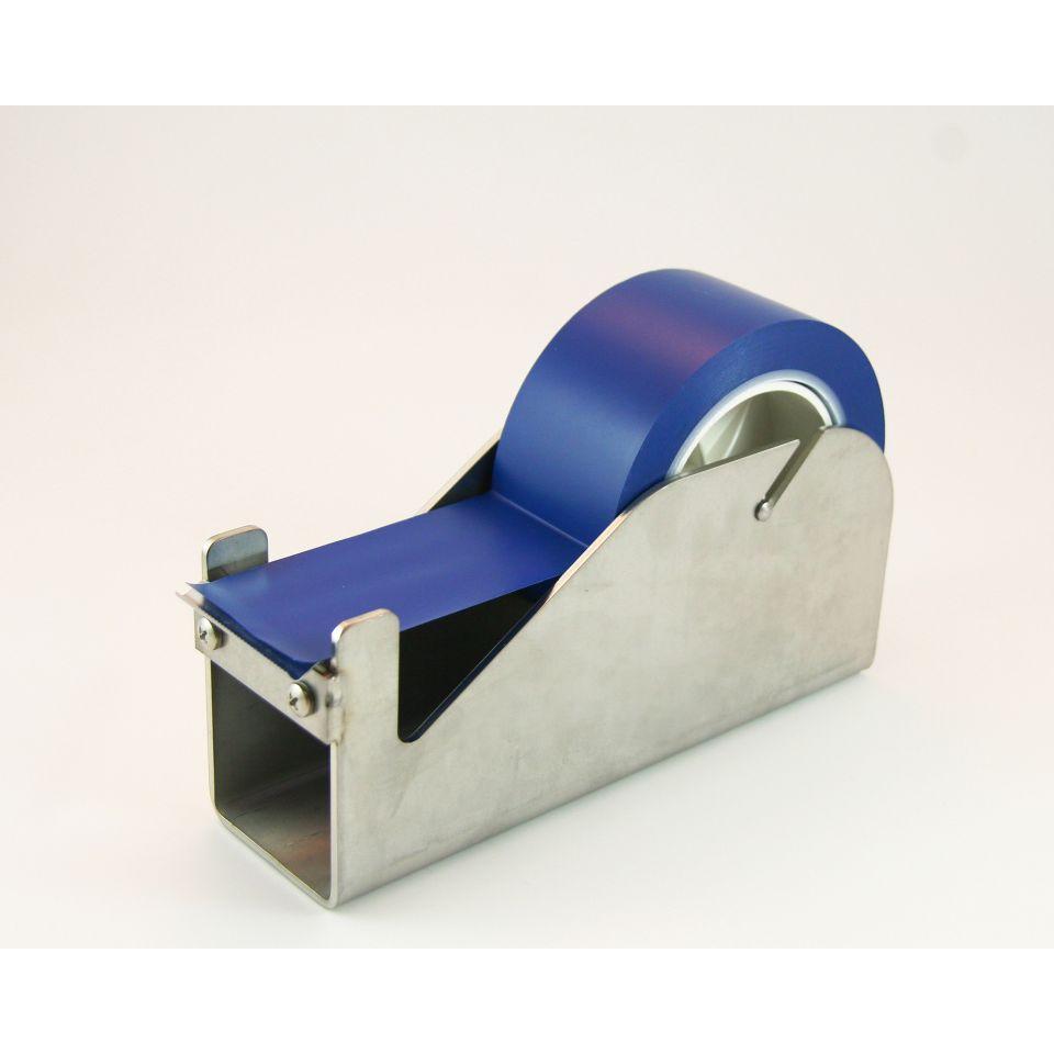 Edelstahl Abroller für Reinraum-Klebebänder